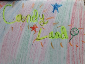 Candy Land  Picture by: Annalize